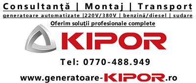 Generatoare Kipor