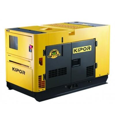 Generator de curent cu automatizare Kipor KDE 11SS