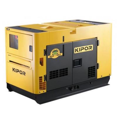 Generator de curent diesel cu automatizare Kipor KDE 13SS3