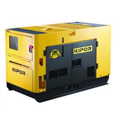 Generator de curent diesel cu automatizare Kipor KDE 16SS