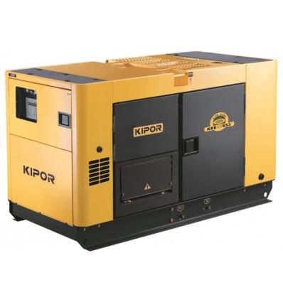 Generator de curent diesel cu automatizare Kipor KDE 30SS3