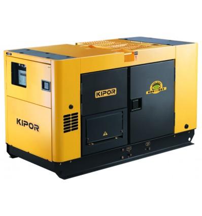 Generator de curent diesel cu automatizare Kipor KDE 35SS3