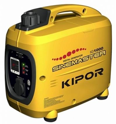 Generator de curent digital pe benzina Kipor IG1000