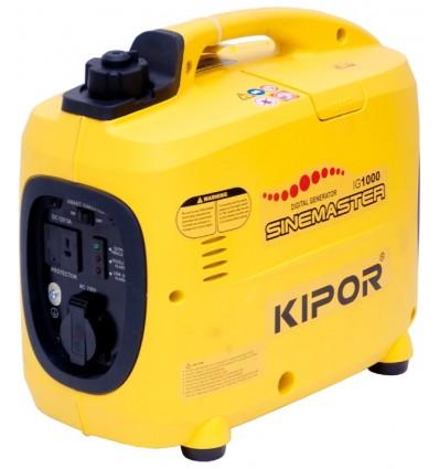 Generator de curent digital pe benzina Kipor IG1000s