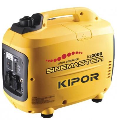 Generator de curent digital pe benzina Kipor IG2000