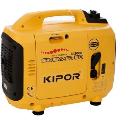 Generator de curent digital pe benzina Kipor IG2000s