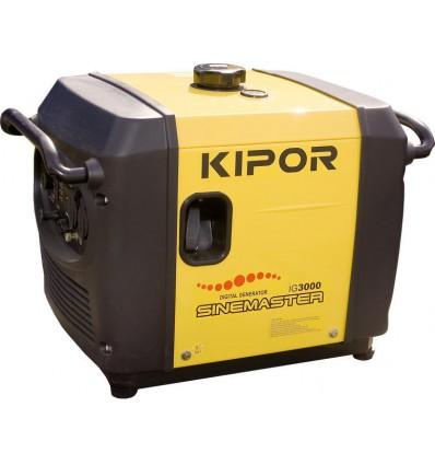 Generator de curent digital pe benzina Kipor IG3000