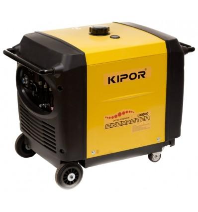 Generator de curent digital pe benzina Kipor IG6000
