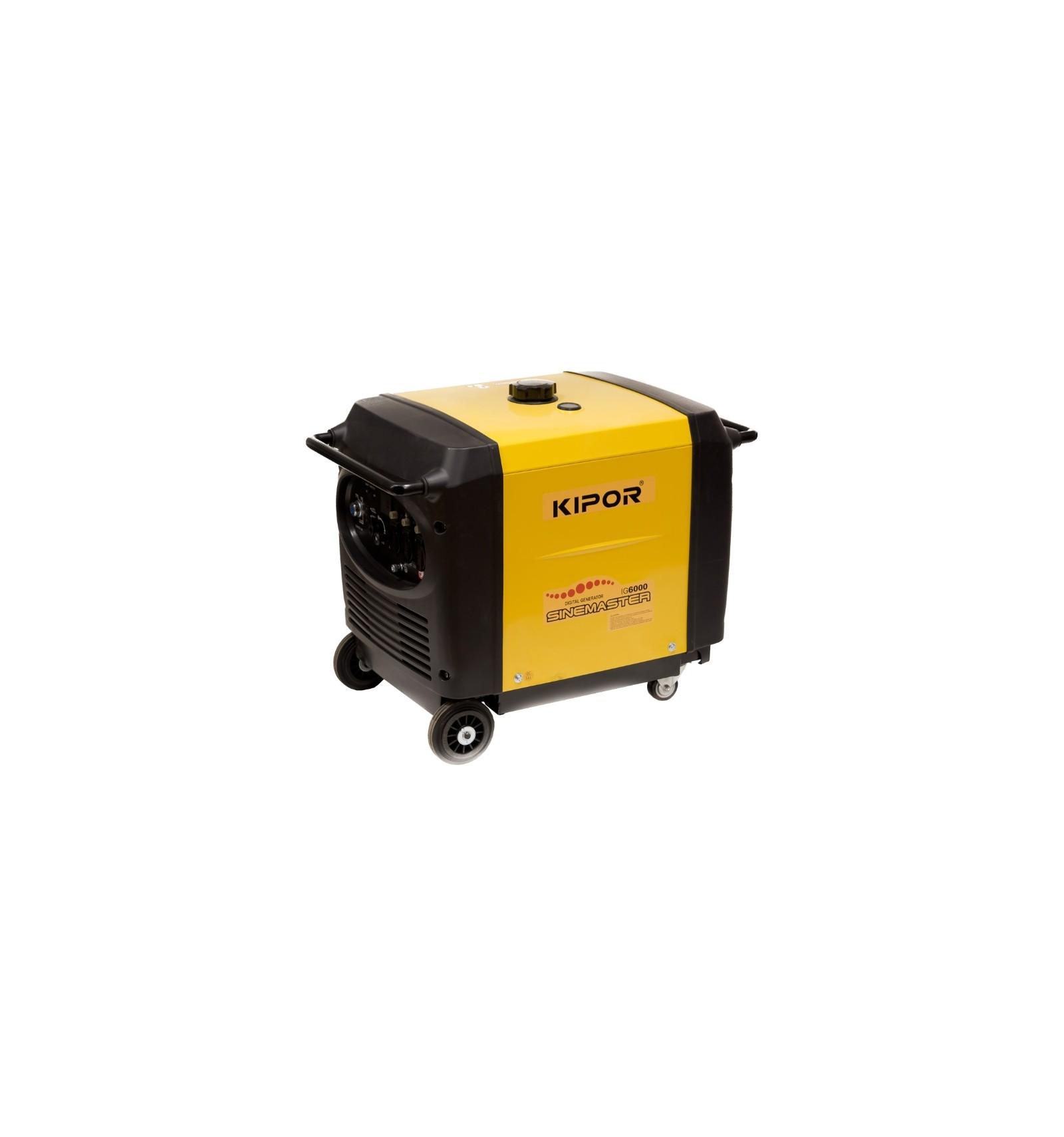 Generator de curent digital Kipor IG6000