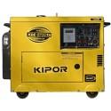 Generator de curent diesel Kipor KDE 6700TA