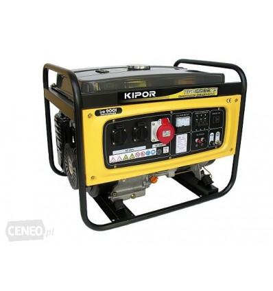 Generator de curent pe benzina Kipor KGE 6500X3