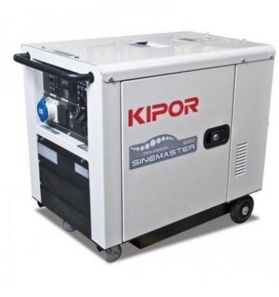Generator de curent diesel Kipor ID 6000