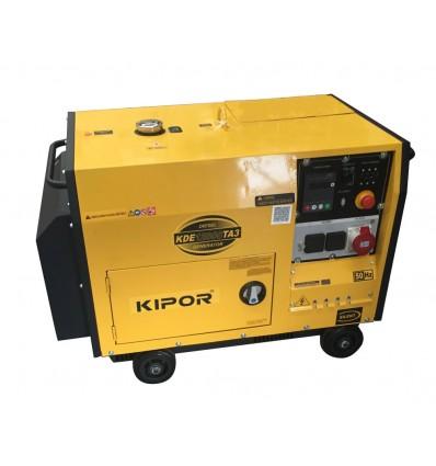 Generator de curent diesel Kipor KDE 12000 TA3
