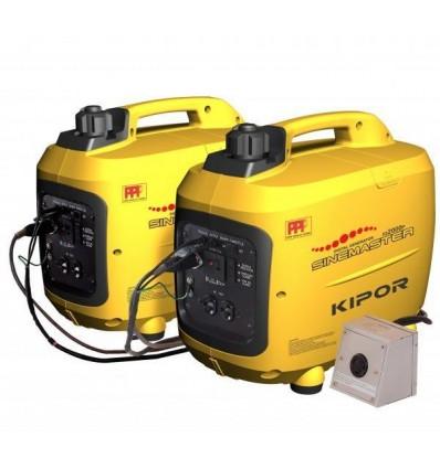 Generator de curent digital Kipor IG2000P