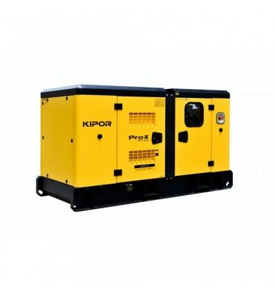 Generator de curent diesel Kipor KDE 46 S3
