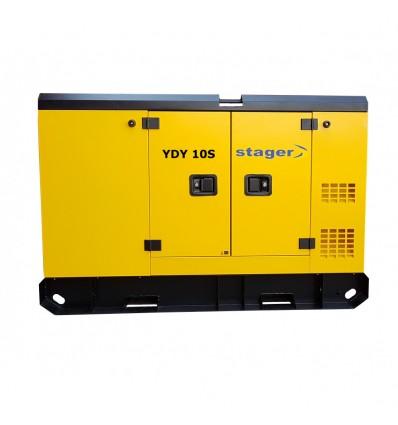 Generator de curent insonorizat Stager YDY10S monofazat