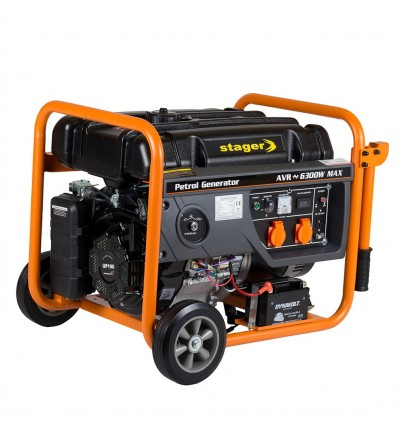 Generator de curent Stager GG 7300EW, open frame