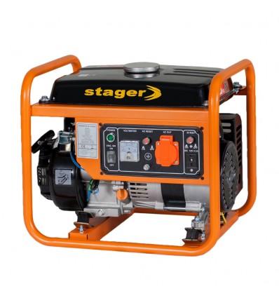 Generator de curent open frame benzina Stager GG 1356