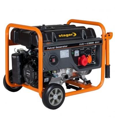 Generator de curent Stager GG 7300-3W open frame