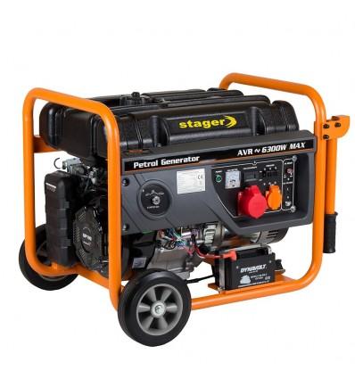 Generator de curent Stager GG 7300-3EW open frame