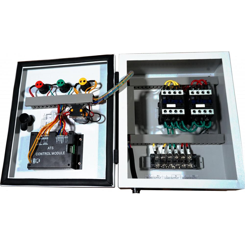 Automatizare generator de curent Stager